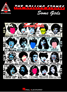 Amazon com: The Rolling Stones - Tattoo You Songbook (Guitar