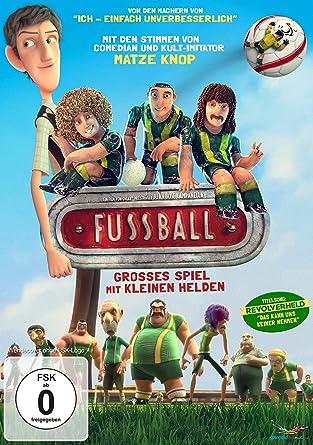 Fußball Großes Spiel Mit Kleinen Helden Amazonde Juan José