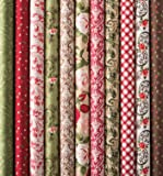 Connecting Threads Print Collection Precut Quilting Fabric Bundle Fat Quarters