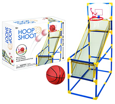 91nBw7Iy4dL._SX463_ amazon com westminster hoop shot basketball game toys & games  at soozxer.org
