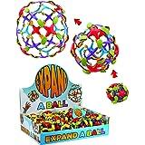 """Expand a Ball"" Multicolour Expandable Fidget Stress Ball Toy"