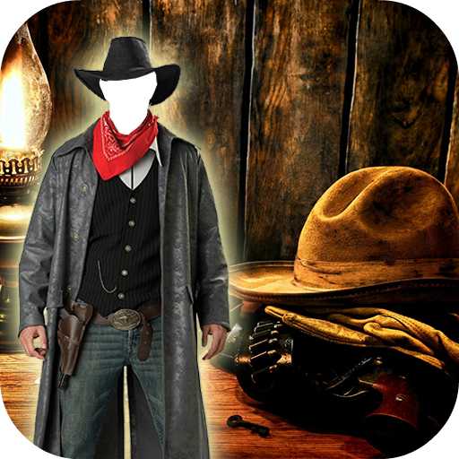 [Cowboy Photo Suit Theme] (Halloween Costumes Gallery)
