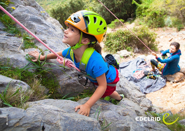 Klettergurt Edelrid Fraggle : Edelrid kinder klettergurt amazon sport freizeit