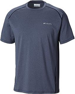 181fe8d4931 Columbia Men's Tuk Mountain Short Sleeve Shirt, UPF Sun Protection,  Moisture Wicking Fabric