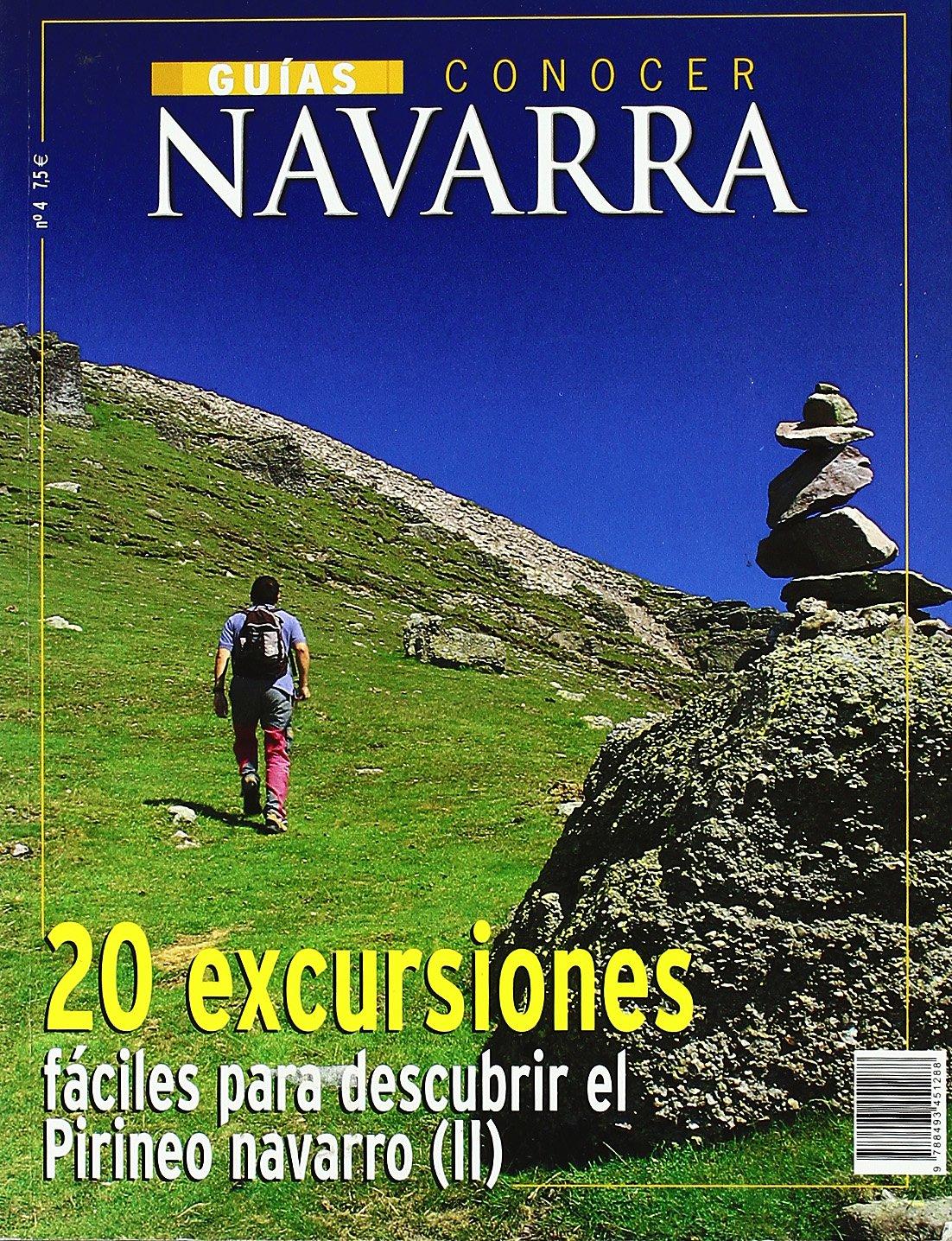 20 excursiones faciles para descubrir el pirineo Navarro 2 ...