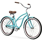 sixthreezero Women's Scholar Single Speed Beach Cruiser Bicycle