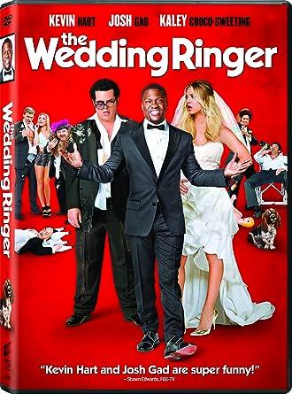 Wedding singer in wedding ringer