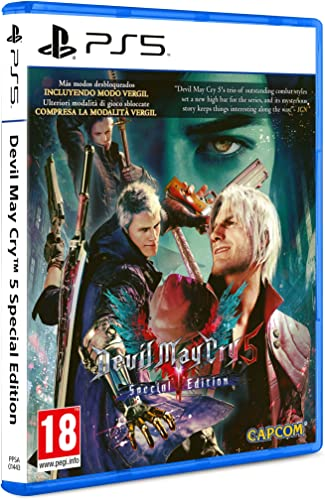 Oferta amazon: Devil May Cry 5 Special Edition