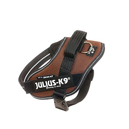 Julius K9 16IDC-CS-M IDC-Power - Arnes para Perros, Chocolate, S ...