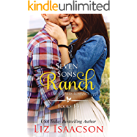 Seven Sons Ranch: Three Sweet Contemporary Western Romances (Seven Sons Ranch in Three Rivers Boxed Set Book 1) book cover