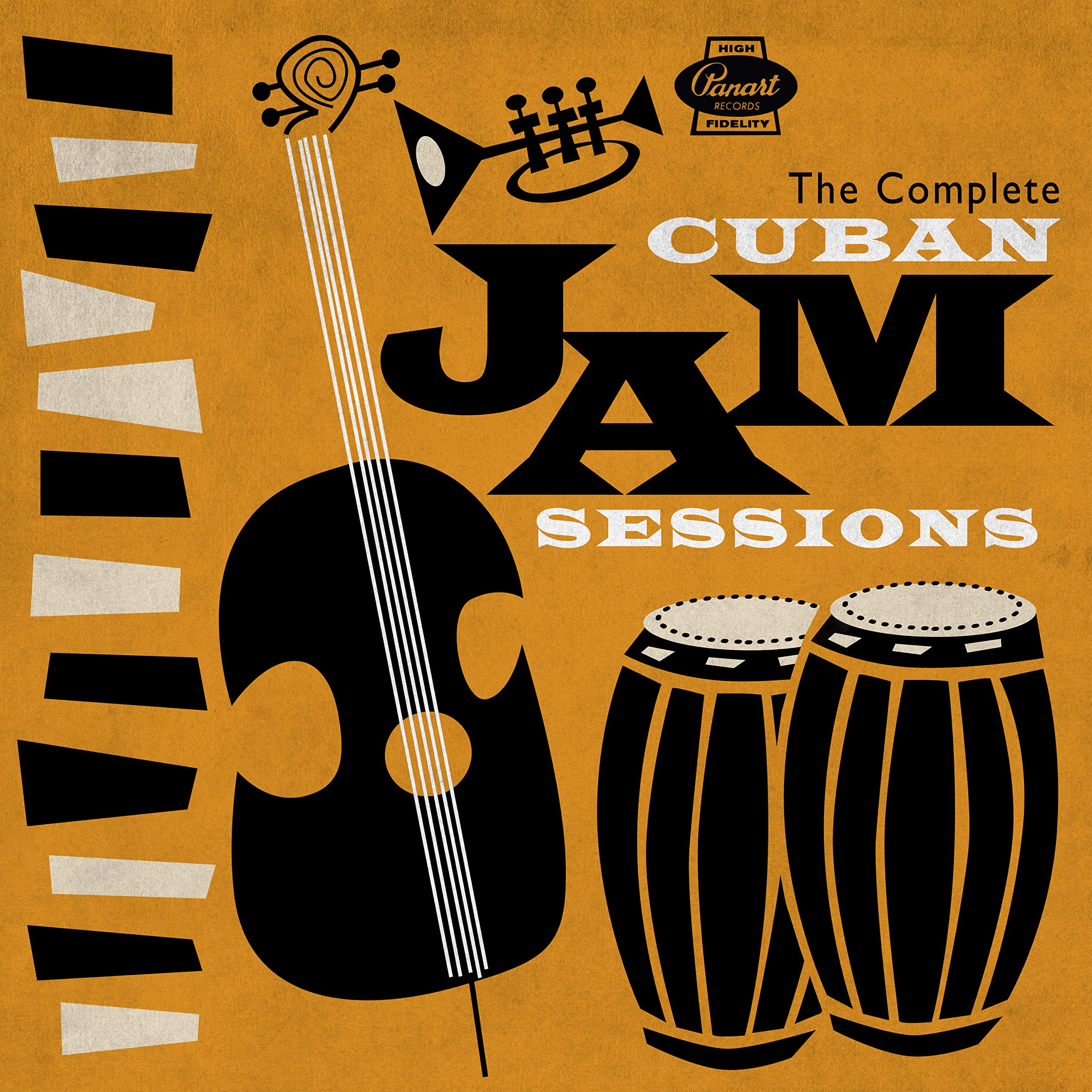 Complete Cuban Jam Sessions [5 CD] by Craft Recordings