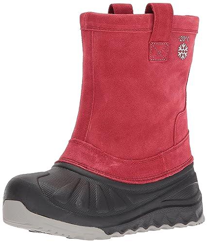 f410a26c87680a Amazon.com | UGG Kids K Evertt Pull-on Boot, Viking Red, 4 M US Big ...