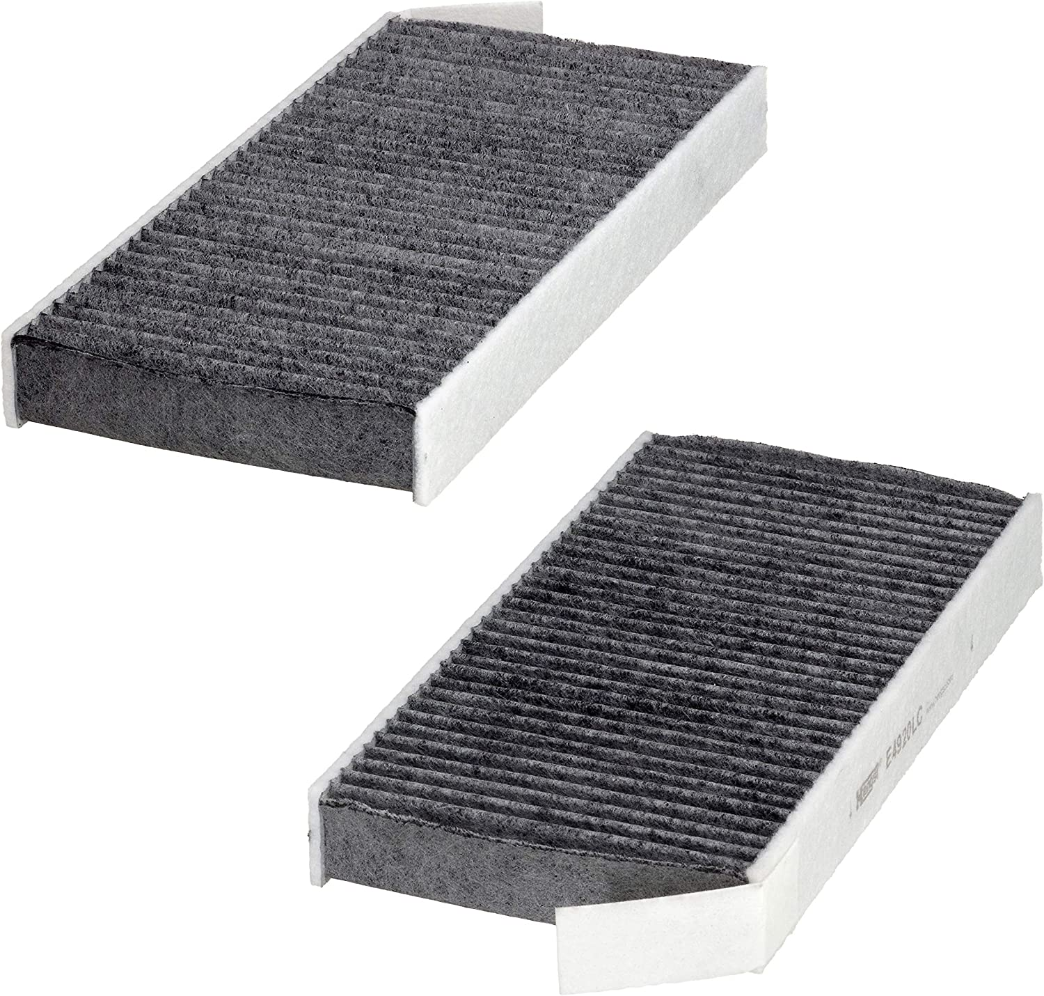 Hengst E4920lc 2 Cabin Filter Set Of 2 Auto
