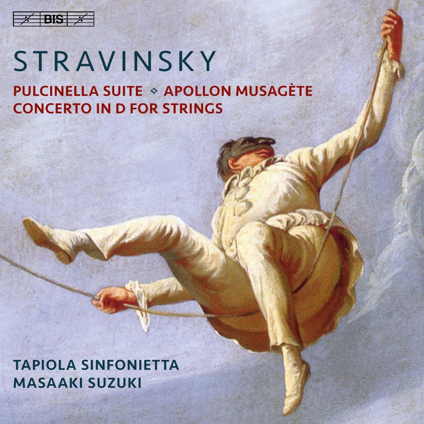 STRAVINSKY,I / SUZUKI,MASAAKI