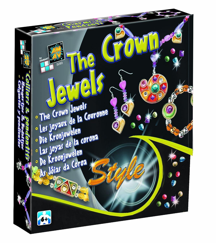 Diamant - Pendientes de Juguete (5293): Amazon.es: Juguetes y juegos
