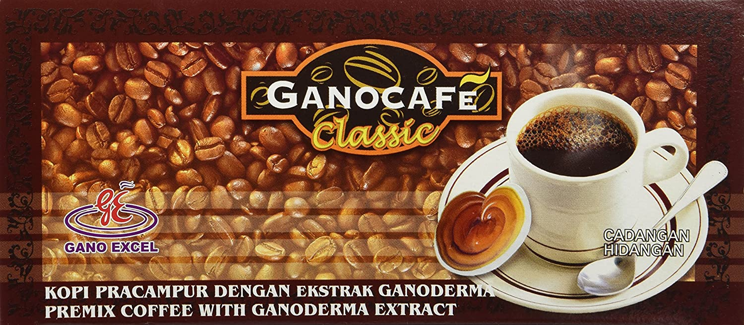 Amazon ganocafe classic by gano excel usa inc 30 packets by amazon ganocafe classic by gano excel usa inc 30 packets by gano excel usa inc foods health personal care reheart Gallery