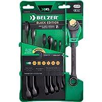 Jogo De Chaves Combinadas Belzer Verde 8-17mm