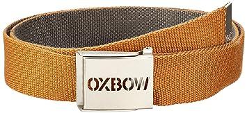 bdf1155c476f Oxbow ceinture pour homme U Rouge - Rouille  Amazon.fr  Sports et ...