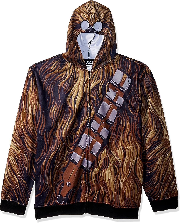 Star Wars Mens Officially Licensed PORG Sweater Crew Fleece