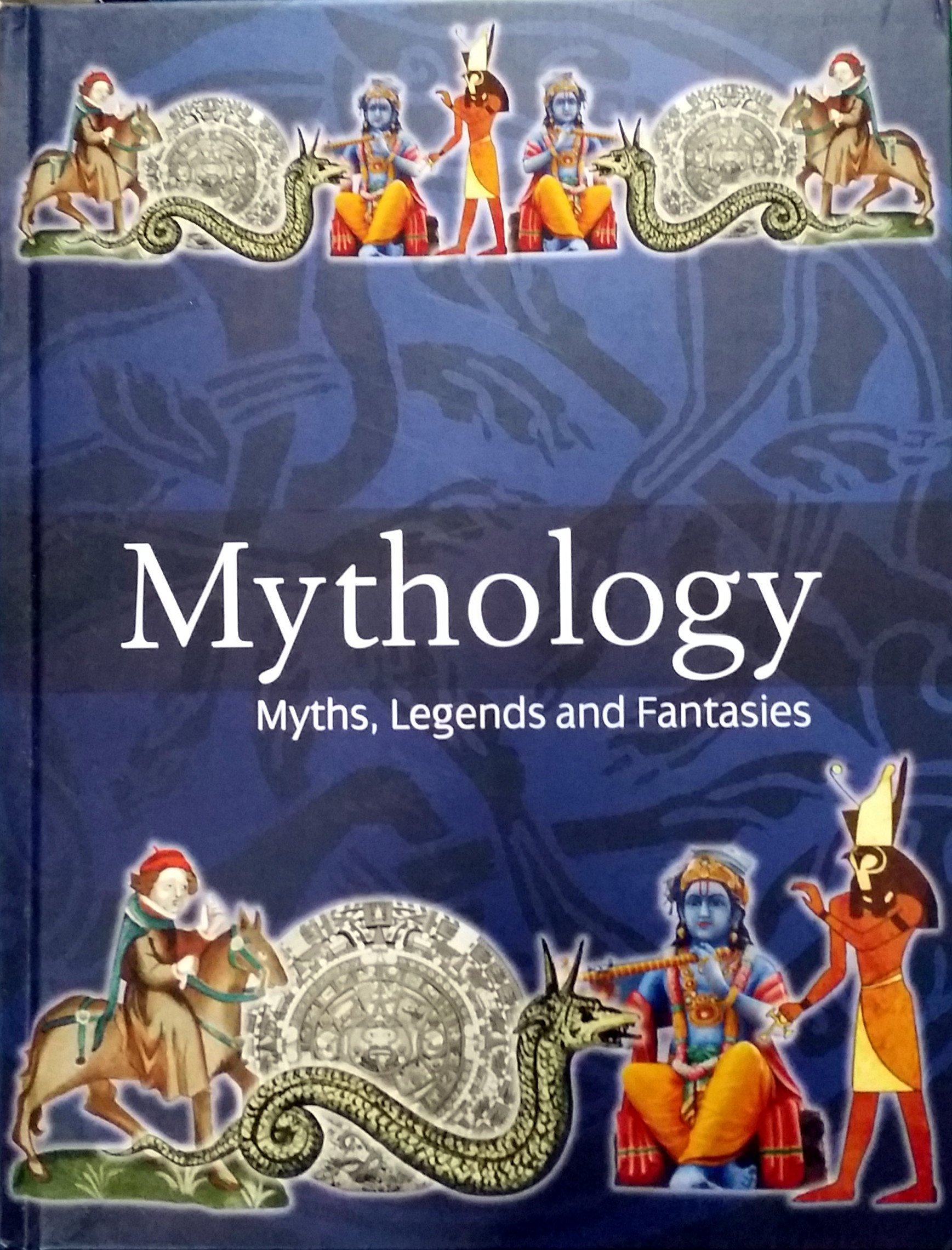 what is the purpose of myths and legends