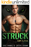 Struck: An MM Mpreg Romance (Team A.L.P.H.A. Book 3)