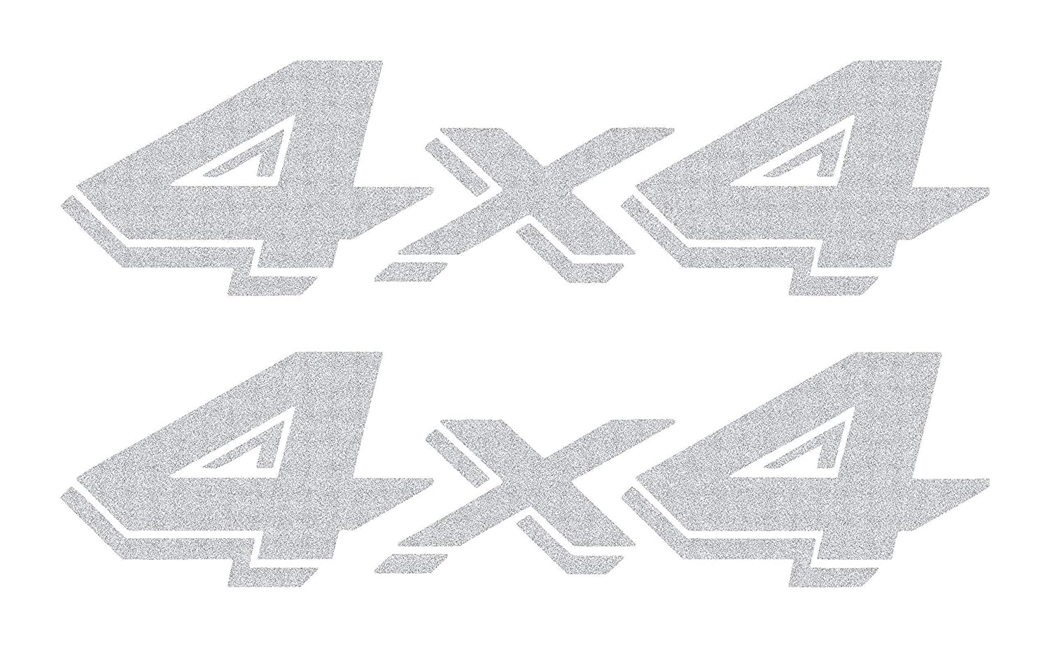 1997-2011 Replacement for Dodge Dakota Style 04 OEM replacement Bedside 4x4 Vinyl Graphic Decals