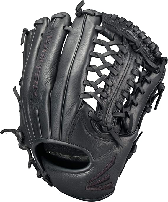 EASTON BLACKSTONE Baseball Glove Series | 2020 | Select Cowhide Leather | Supple Leather Palm Lining For Added Comfort + Feel | Rawhide Leather Laces | Plush Wrist Lining + Soft Cushioned Padding
