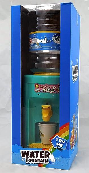 Allkindathings - Dispensador de Agua (8 Gafas, 2,5 L): Amazon.es: Juguetes y juegos
