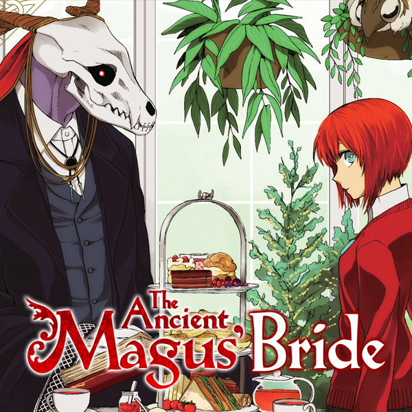 The Ancient Magus' Bride  (Issues) (2 Book Series)