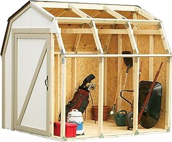 Hopkins 2x4basics Shed Kit Barn Style Roof