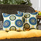 Greendale Home Fashions 17 in. Outdoor Accent