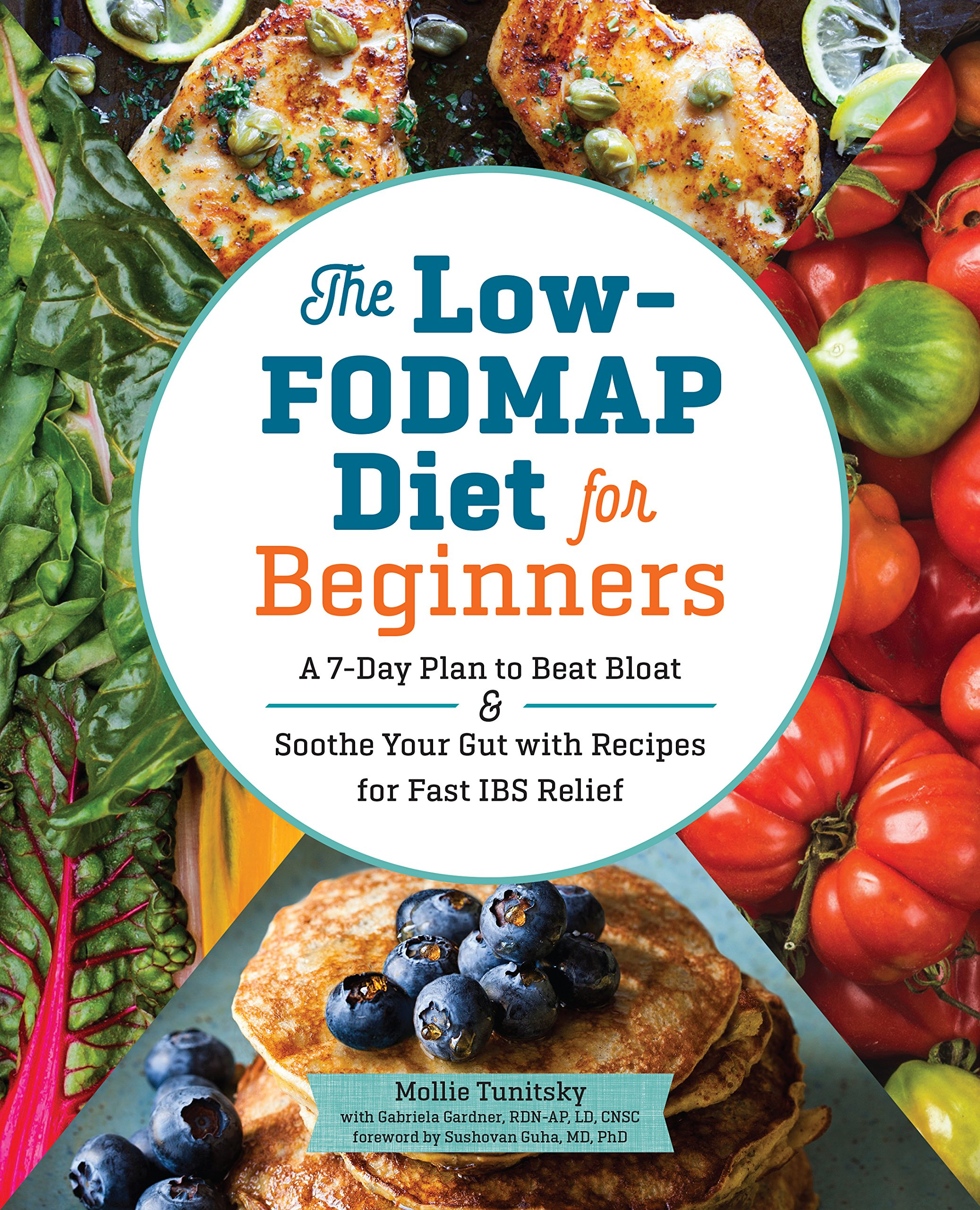 Low FODMAP Diet Beginners Soothe Recipes product image