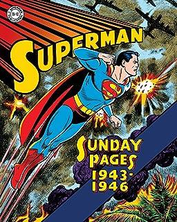 Superman Sunday Classics 1939 1943 Jerry Siegel Joe Shuster