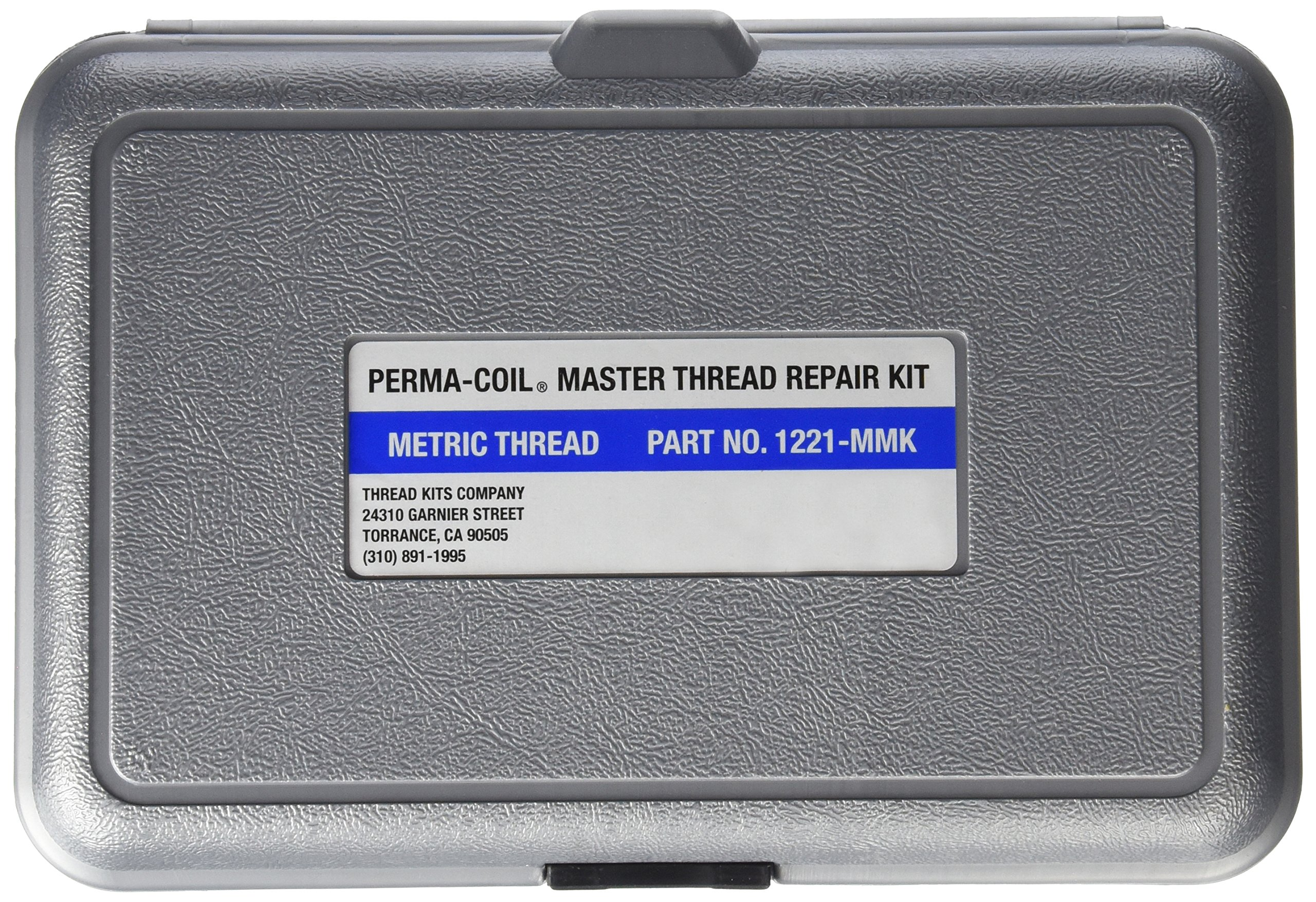 Thread Kits (1221-MMK) Metric Thread Repair Kit