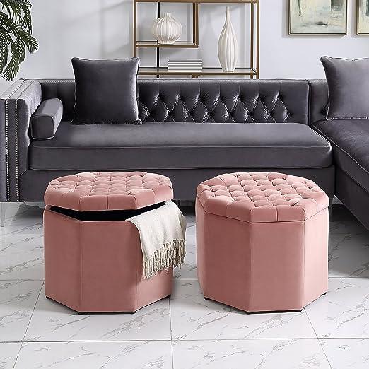 Lane Home Furnishings Living Room Storage Ottoman 9910-095 ...
