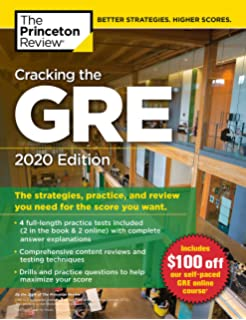 The Princeton Review Cracking the GRE 2015 (Graduate School