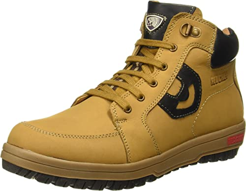 Red Chief Men's Leather Boots Men's Boots at amazon