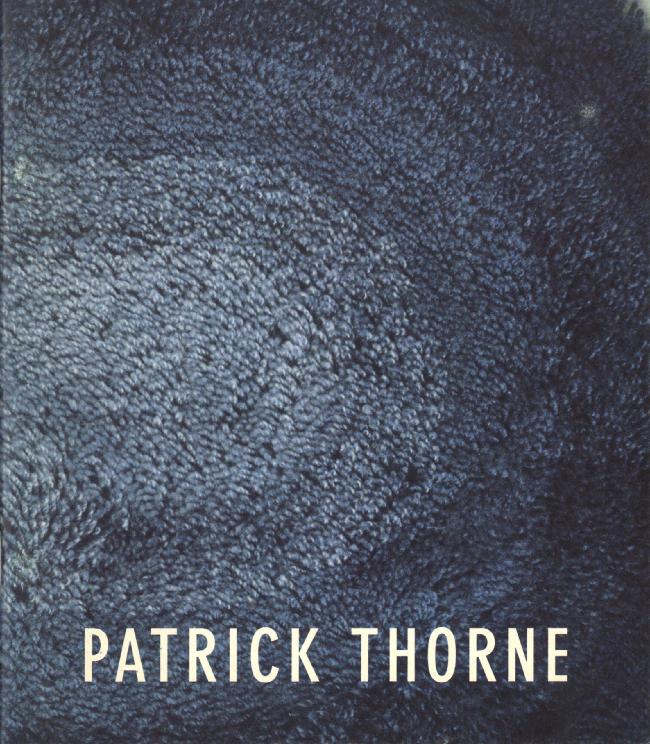 patrick thorne may 17 june 30 1997