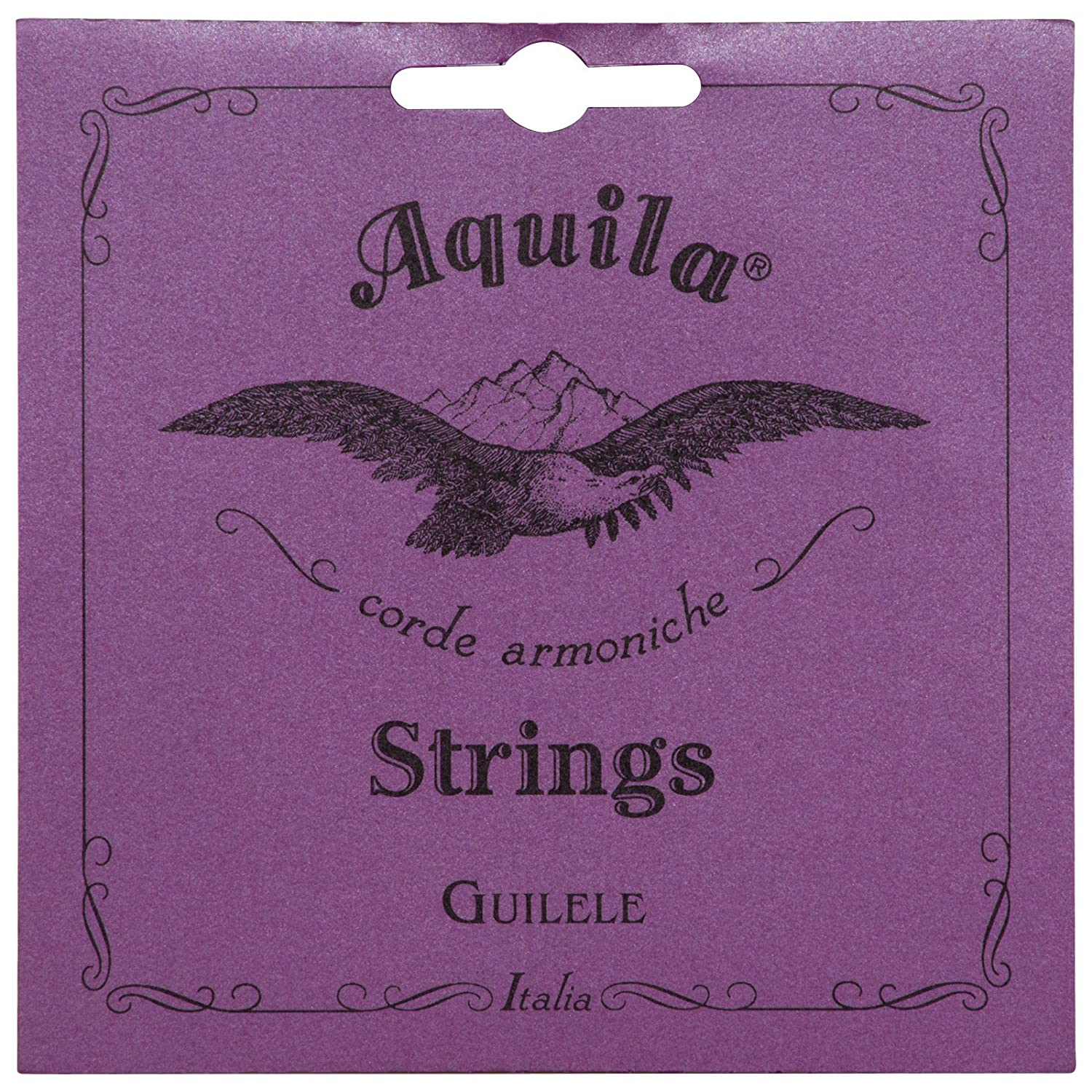 Aquila AQ-96 Guilele Strings - Set of 6