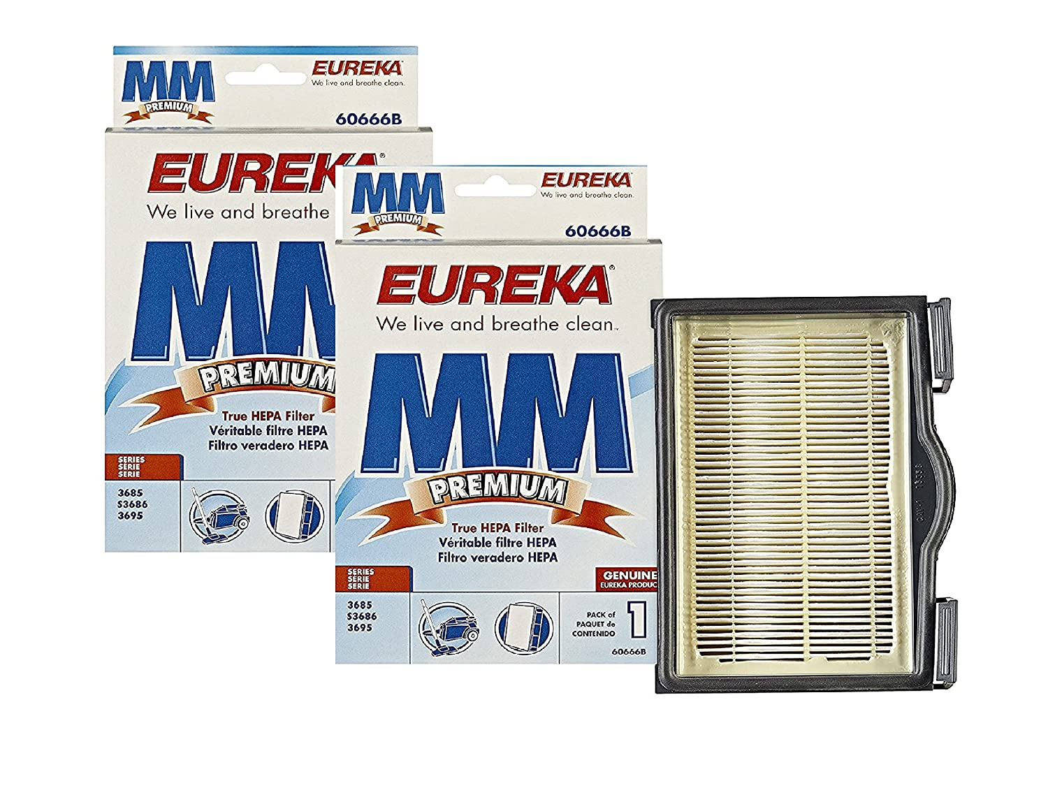 3670G Filter Assembly, pack of 2