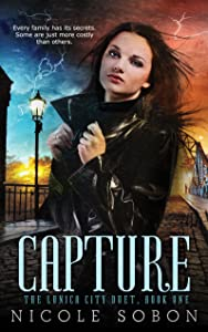 Capture: A Young Adult Paranormal Romance
