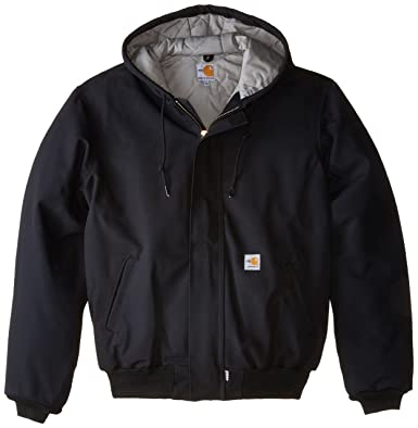 46462de9bde9 Amazon.com  Carhartt Men s Big   Tall Flame Resistant Duck Active Jacket   Clothing