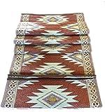 9'x12' Outdoor rugs Patio RV Camping Rug Mat Picnic Garden Reversible 20300