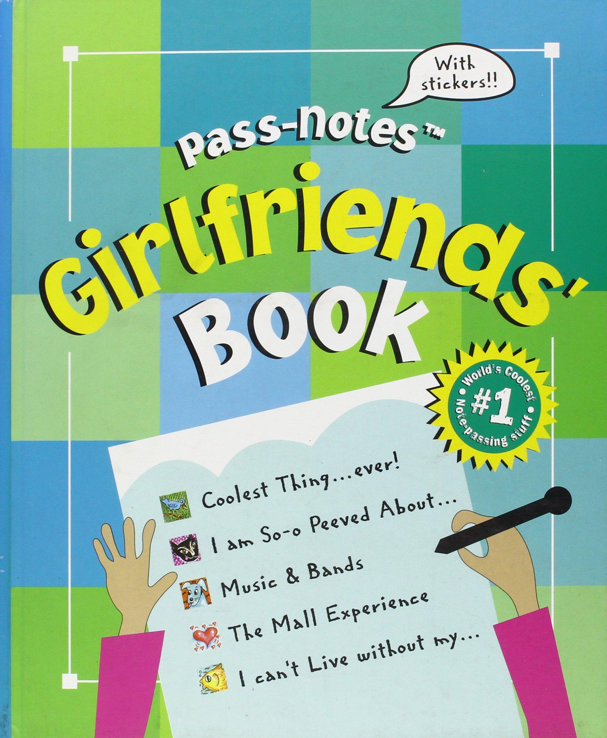 Pass-Notes Girlfriends' Book