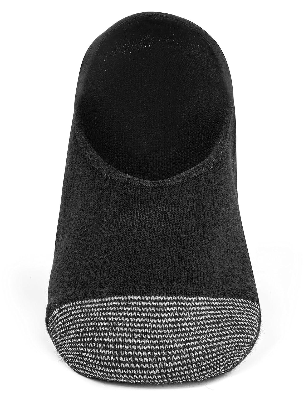 Galiva Boys Cotton Lightweight No Show Liner Socks 3 Pairs