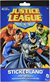 DC Comics Justice League Stickers ~ 295 Reward Stickers