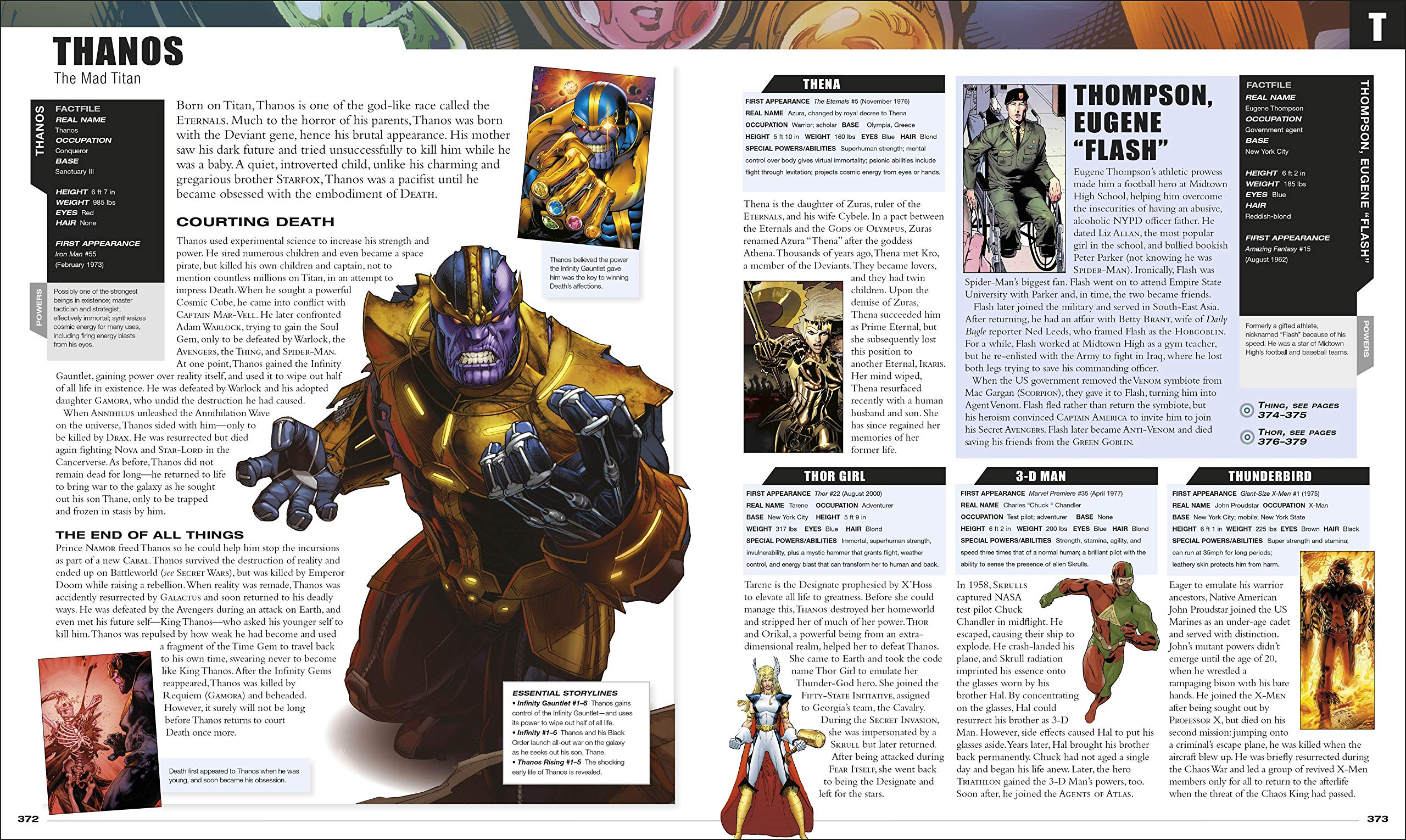 Marvel Encyclopedia, New Edition: Stan Lee, DK