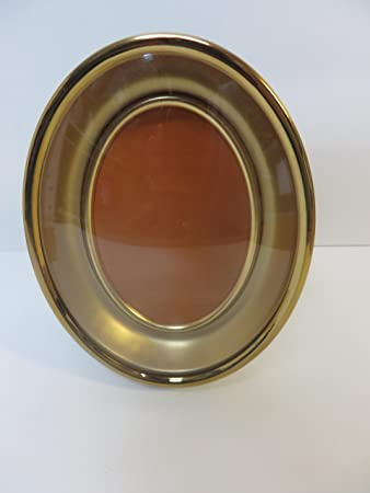 Amazoncom Vintage Carr Convex Bubble Glass Picture Frame Solid
