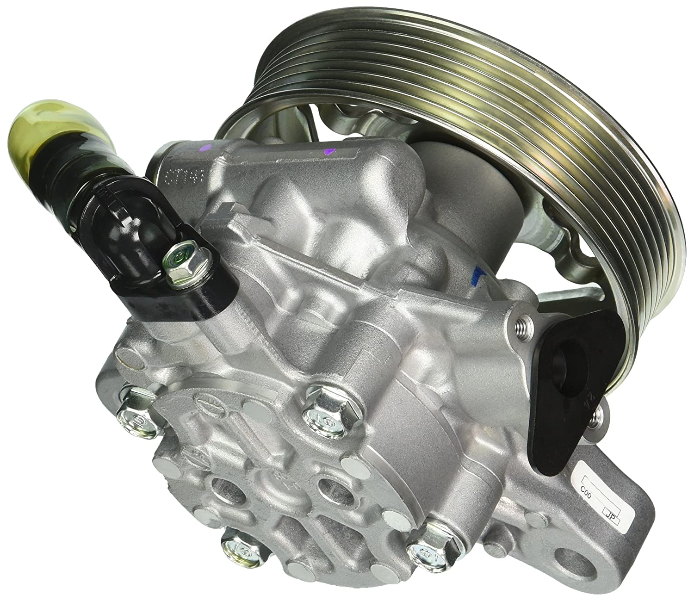Genuine Honda 56100 R40 325 Power Steering Coo Pump 2006 Odyssey Serpentine Belt Diagram On 2010 Pilot Engine Assembly Automotive
