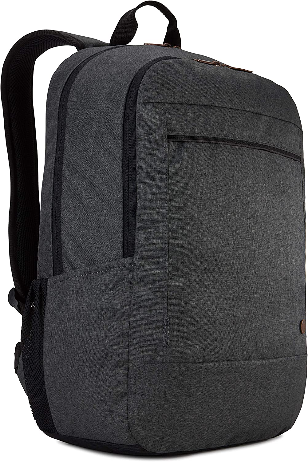 "Case Logic 3203697 Era 15.6"" Laptop Backpack, Obsidian"